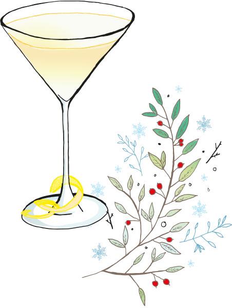 The Chilgrove Dry Martini