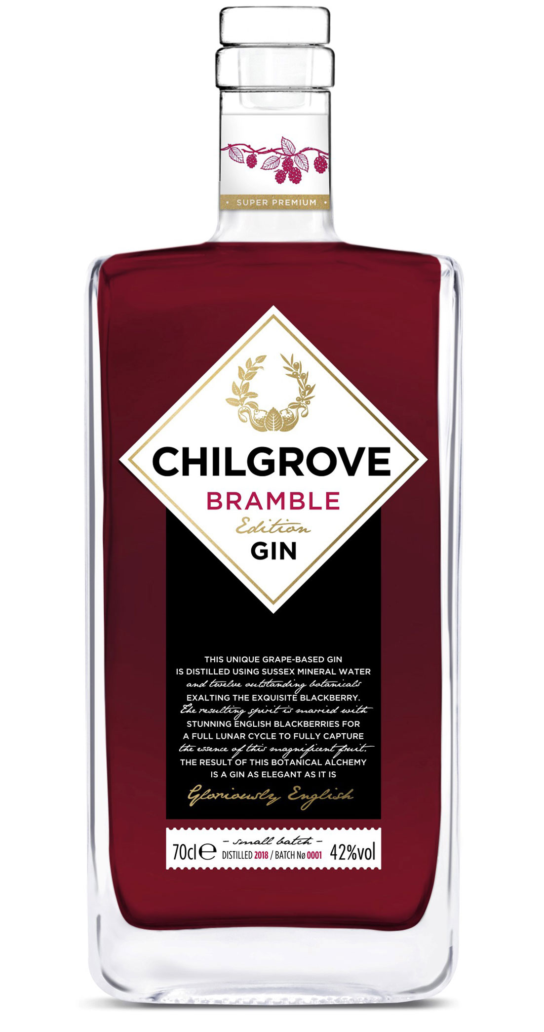 Chilgrove Bramble Gin