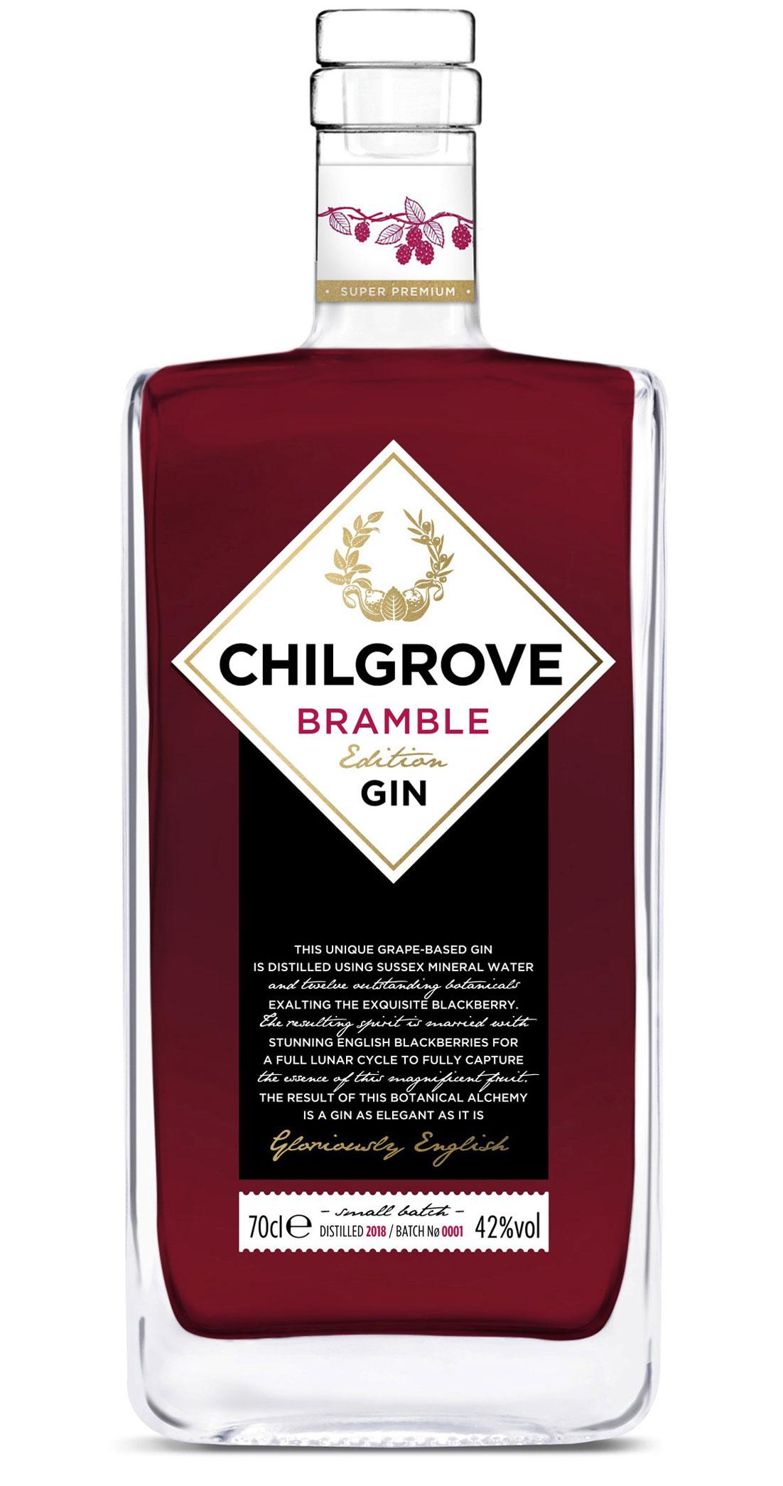 Chilgrove Bramble Gin